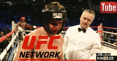 YouTube Strikes Lucrative Deal with UFC